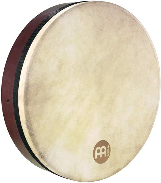 Meinl Percussion 18 inch Celtic Bodhran Frame Drums - African Brown - FD18BO